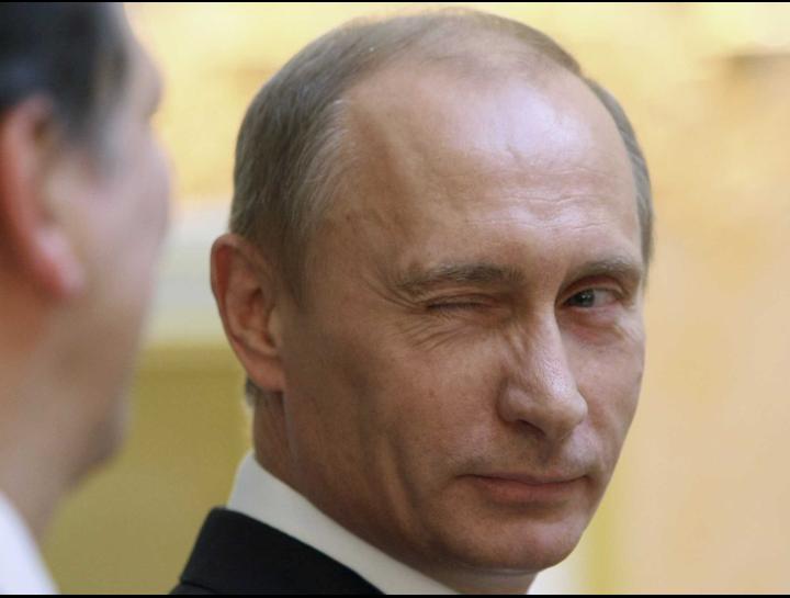 Putin non molla