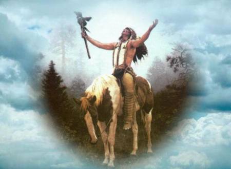 """La Nostra Libertà? """"Noi ce l'avevamo Già"""". La saggezza degli indiani d'America"""