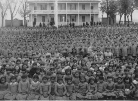 Il Genocidio Cattolico dei Nativi Americani in Canada