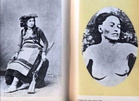 30 Agosto 1868, Michelina De Cesare uccisa ed esposta nuda in piazza