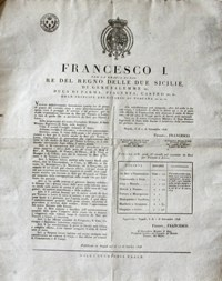 Francesco-I-15-ottobre-1828