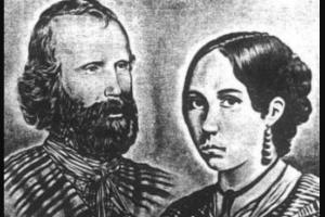 Anita Garibaldi morta strangolata ma fu compilato un altro referto che contraddiceva il primo