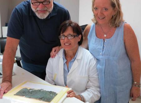 Ritrovato a Kaulonia, in Calabria, il testo più lungo in alfabeto acheo della Magna Grecia