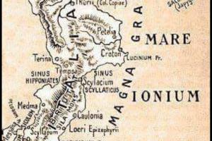 QUANDO L'ITALIA ERA LA CALABRIA, Ecco l'origine del nome Italia