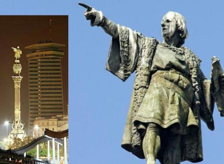 """Spagna, Cup: """"Colombo è un genocida. Via la statua da Barcellona"""""""