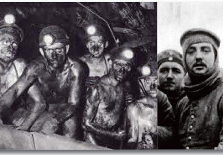 Quando si moriva in galleria per far rivivere l'Italia, non dimentichiamo.
