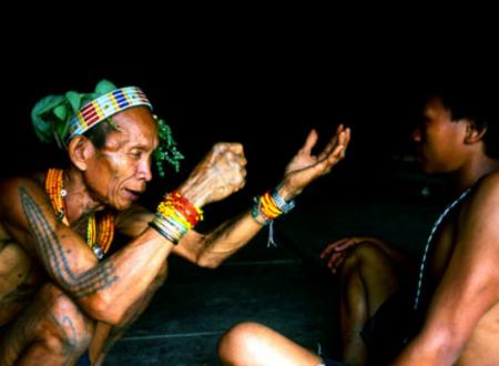 Il massaggio energetico: una potente pratica sciamanica