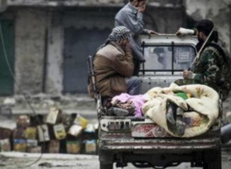 Isis: uccisi 250 bimbi cristiani nelle impastatrici industriali, il massacro nascosto per 2 anni.
