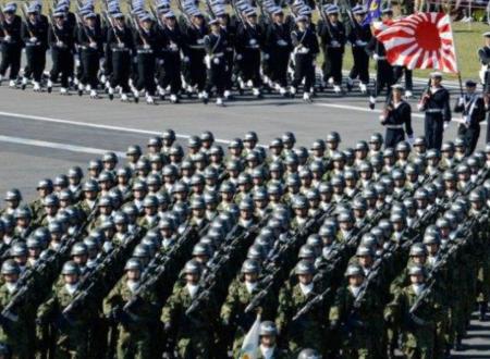 Il Giappone spende 44 miliardi per la Re-militarizzazione contro la Cina