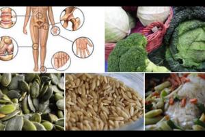 I cibi che alleviano i dolori articolari, ossei e muscolari