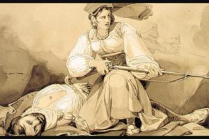 FRANCESCA LA GAMBA: fu la prima brigantessa calabrese