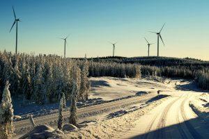 L'energia eolica in Svezia ha prodotto elettricità come sei centrali nucleari