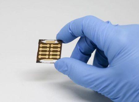 Fotovoltaico stampato, produrlo costerà quanto stampare un giornale