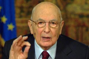 Napolitano: bisogna cedere sovranità alle UE e reagire alle correnti populiste