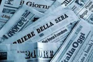 CHI SONO I PROPRIETARI DEI GIORNALI IN ITALIA?