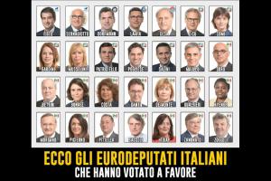 COME HANNO VOTATO GLI ITALIANI SUL CETA