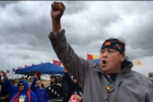 Vittoria Sioux: gli investitori non vogliono che l'oleodotto passi più per le loro terre…