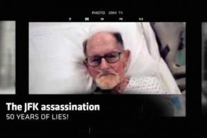 """Agente CIA confessa sul letto di morte: """"Ho fatto parte di una squadra per Uccidere 'John F. Kennedy"""""""