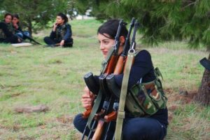 Anarchici contro l'ISIS – La rivoluzione di cui nessuno parla