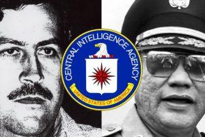 """Il Figlio di Pablo Escobar: """"papà ha lavorato per la CIA con lo spaccio di cocaina"""""""