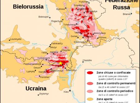 GRANO RADIOATTIVO IN ITALIA DA UCRAINA, RUSSIA E BIELORUSSIA