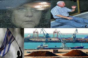 Grecia, dopo gli aeroporti e il Pireo, venduto anche il porto di Salonicco. L'Europa unita si, ma nel depredare!