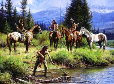 L'Anarchia degli Indiani D'America