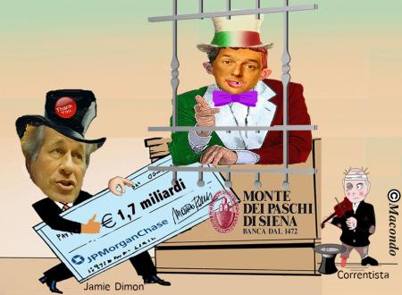 Oltre il danno la beffa: gli ex manager di Mps non restituiranno 10 milioni di euro, a saldare il conto saranno i contribuenti