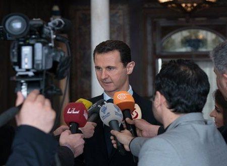 Assad: L'occidente appoggia ISIS, al Nosra e altre organizzazioni terroristiche senza la minima vergogna