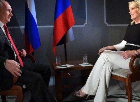 Putin chiede una commissione internazionale sui crimini occidentali in Siria e Iraq