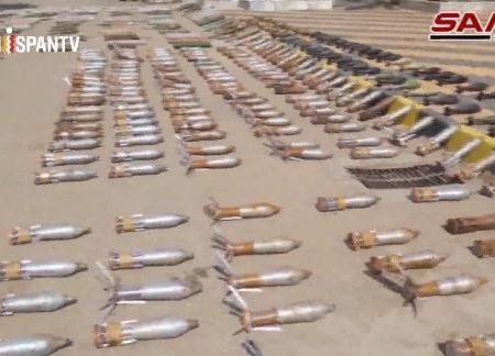 VIDEO. Deir Ezzor, l'Esercito siriano sequestra all'ISIS missili israeliani