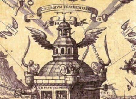Rosacroce, confraternita del sapere emarginata dal potere. Dante e i Templari, Leonardo e Giordano Bruno, Salvador Dalì.