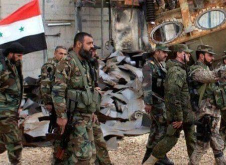 Alcuni Militari britannici sono stati fatti prigionieri dall'esercito siriano nella Ghouta orientale