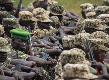 Nell'indifferenza dei Media gli Emirati Arabi reclutano 8000 mercenari ugandesi per combattere nello Yemen