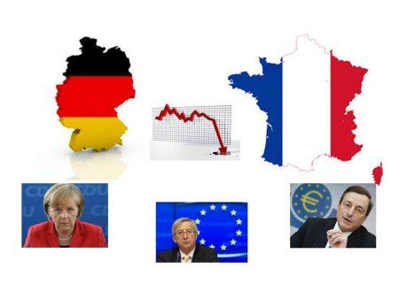 Italia assediata, Francia e Germania ci imporranno Draghi