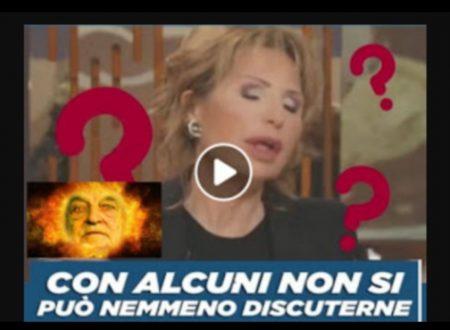 """Lilly Gruber :"""" Non nominare il nome di Soros in vano…"""