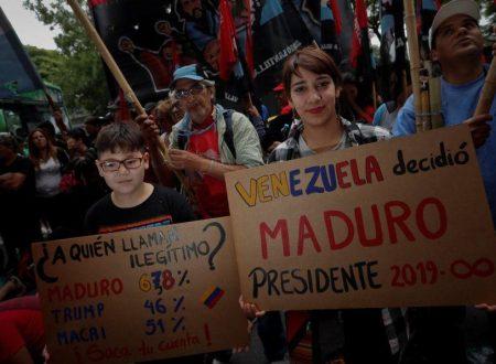 Washington vuole il Venezuela per salvare il petrodollaro, ma l'86% dei venezuelani è contrario a un intervento Usa