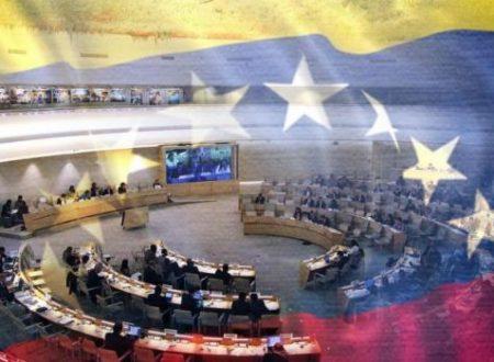 Onu: Usa crimini contro l'umanità, facendo esplodere con  sanzioni la crisi sociale in Venezuela