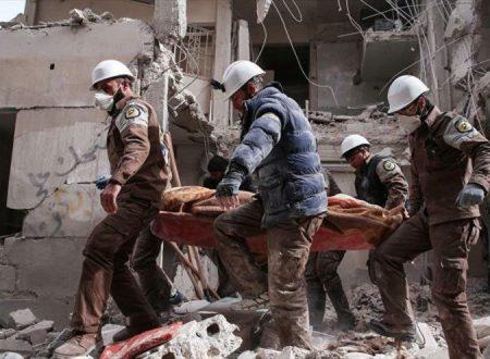 La Russia accusa gli Elmetti Bianchi di rubare organi umani in Siria