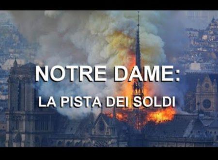 Una ipotesi poco esplorata sull'incendio della cattedrale francese